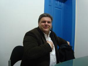 L'imprenditore Nino Giordano