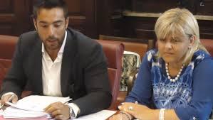 Donatella Sindoni e Santi Zuccarello