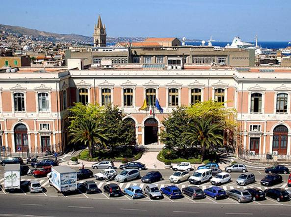 L'università di Messina