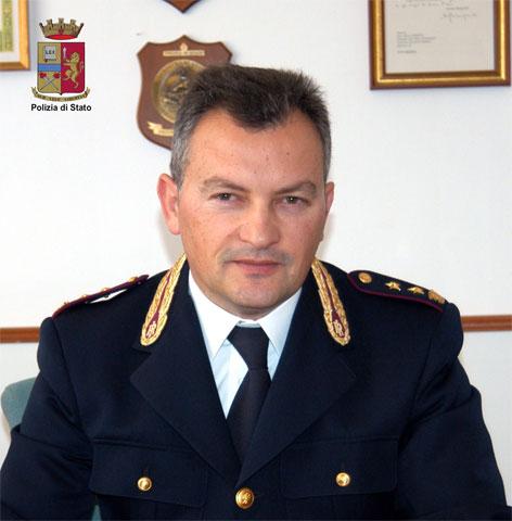 Il vice questore Mario Ceraolo