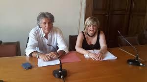 Antonio Catalioto e Donatella Sindoni