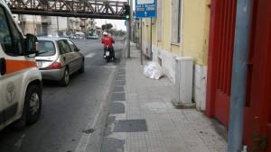 rifiuti via bonino 2
