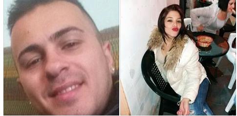 Alessio Mantineo e Ylenia Bonavera