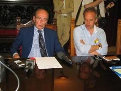 Giuseppe Buzzanca e Marcello Scurria
