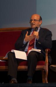 Il magistrato Giuseppe Minutoli